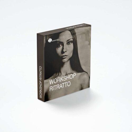 Workshop ritratto - copertina