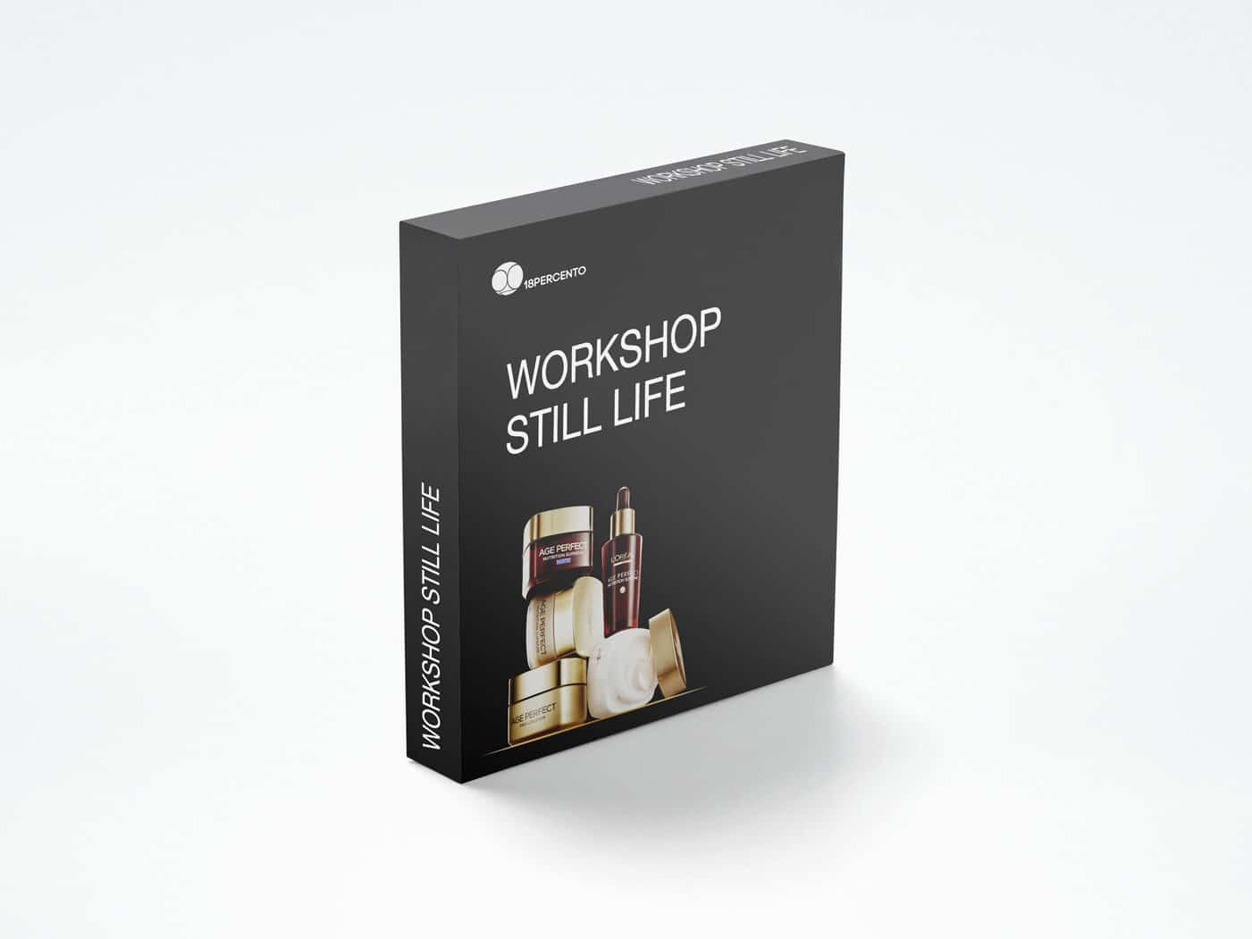Workshop still life copertina